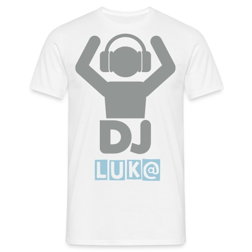 DJLuk@ T-Shirt  - Men's T-Shirt