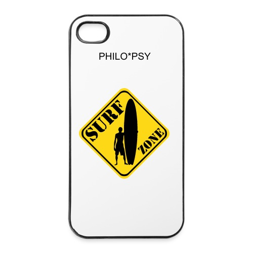 Coque Iphone 4 PHILO*PSY - Coque rigide iPhone 4/4s