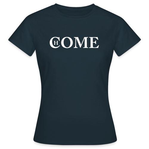 Logoshirt ComeHome - Frauen T-Shirt