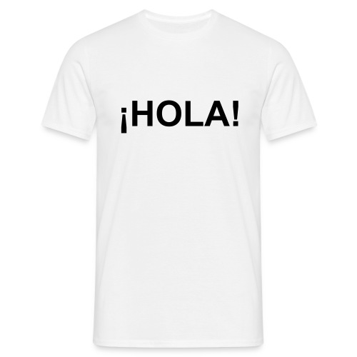 HOLA - Men's T-Shirt