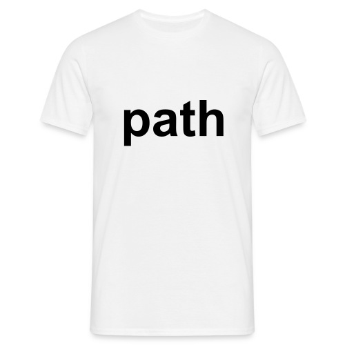 path pre first series Tee - T-shirt herr