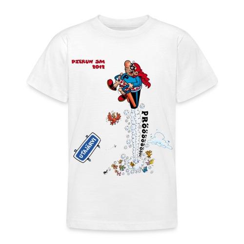 Pierun SM special t-paita teineille, vapaavalintainen väri - Nuorten t-paita