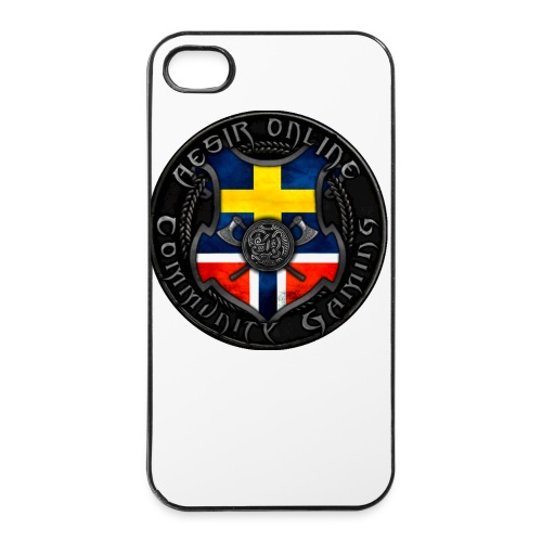 Iphone skal Nya Loggan - Hårt iPhone 4/4s-skal