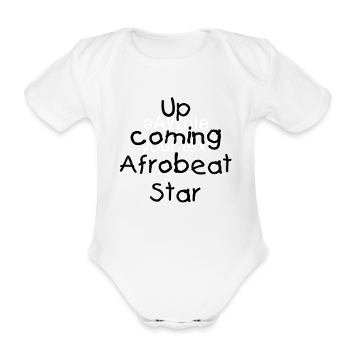 ABSS Babies - Organic Short-sleeved Baby Bodysuit