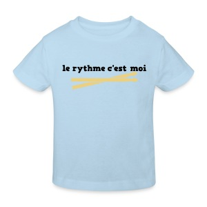 Kids Organic I Am The Rhythm T'shirt - Kids' Organic T-shirt