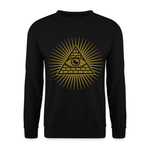 ALL SEEING EYE - Herre sweater