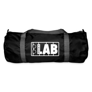 bucky lab apron - Duffel Bag
