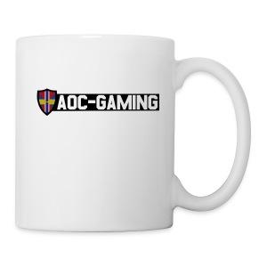 Kaffemugg Simpel Logga - Mugg