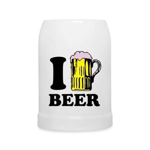 Beerkrug - Bierkrug