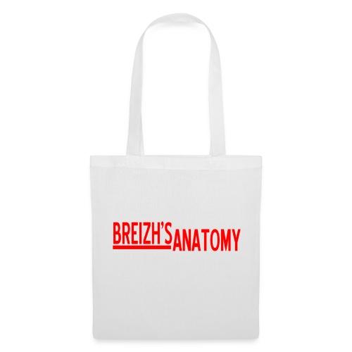BREIZH ANATOMY - Tote Bag