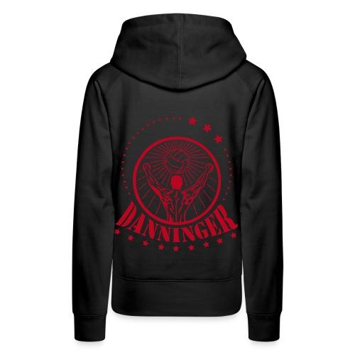 Danninger-Sweater für Damen - Frauen Premium Hoodie