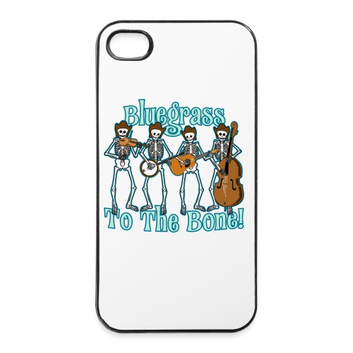 Bluegrass Skeleton iPhone  - iPhone 4/4s Hard Case
