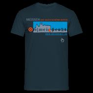 T-Shirts ~ Männer T-Shirt ~ M21-schöne Seiten (Mann)