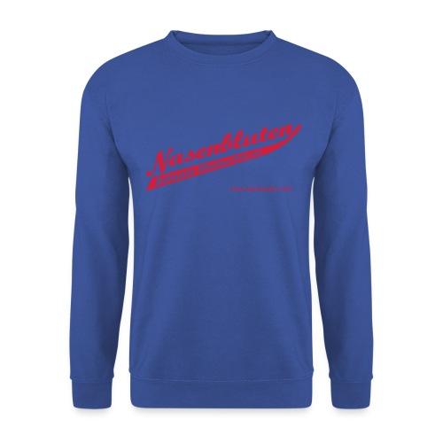 sweat-blau - Männer Pullover