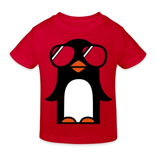 Funky Pinguin - Kinder Bio-T-Shirt