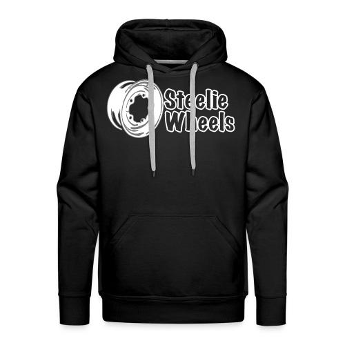 Steelie Wheels - Mannen Premium hoodie