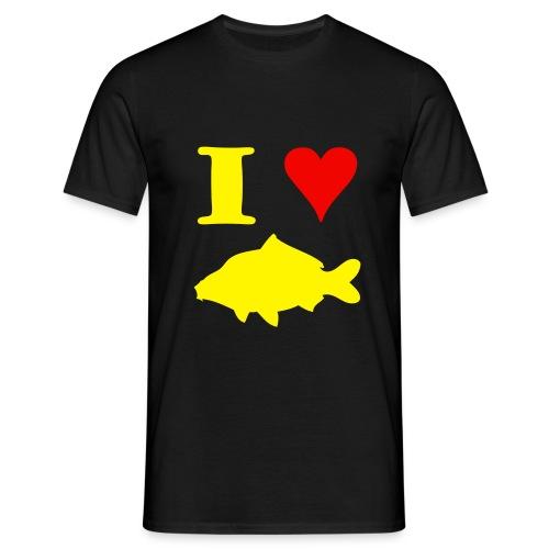 I love carpe - T-shirt Homme