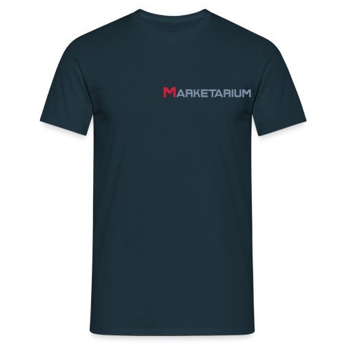Marketarium.de x2 - Männer T-Shirt