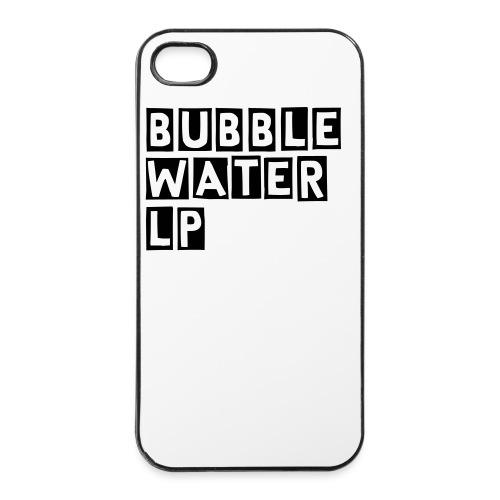 BubbleWater Teddy - iPhone 4/4s Hard Case