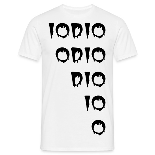 IO ODIO Halloween edition 1 - Men's T-Shirt