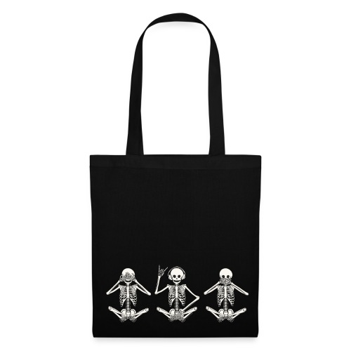 Hear No Evil Tote Bag - Tote Bag