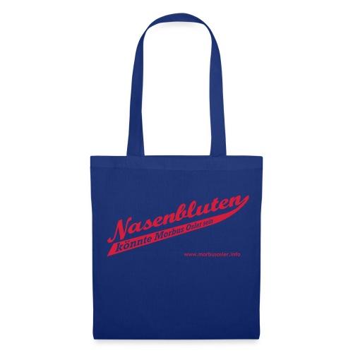 bag-shopping-blau - Stoffbeutel
