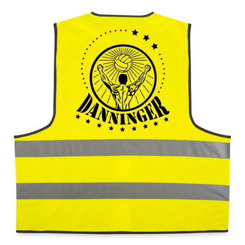 Dannniger-Warnweste - Warnweste