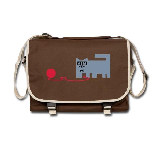 Classic cat bag - Umhängetasche