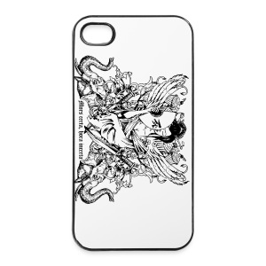 Mors Certa Case - iPhone 4/4s Hard Case