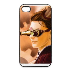 iPhone Case Steampunk - iPhone 4/4s Hard Case
