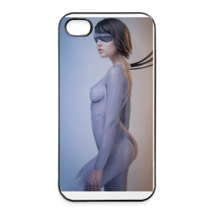 iPhone Case - Cyborg - iPhone 4/4s Hard Case