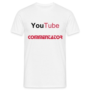 Commentator - Men's T-Shirt