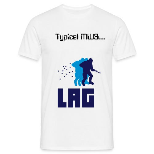 Lagger - Men's T-Shirt