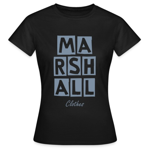 MARSHALL clothes original  - T-shirt Femme