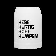 Tassen & Zubehör ~ Bierkrug ~ HEBE HURTIG HOHE HUMPEN