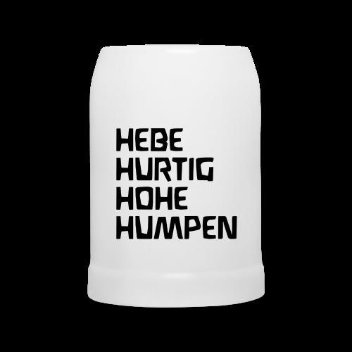 HEBE HURTIG HOHE HUMPEN - Bierkrug
