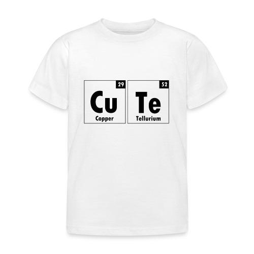Cute Element Kids T-Shirt - Kids' T-Shirt