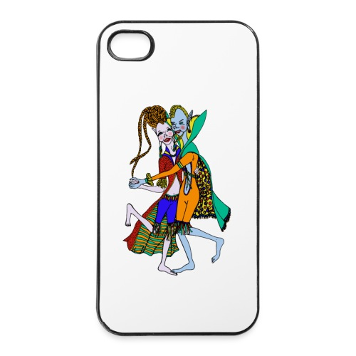 IPhonecase elfen - iPhone 4/4s hard case
