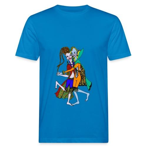 Biologisch elfen heren t-shirt - Mannen Bio-T-shirt