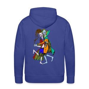 Mannen sweater elfen. - Mannen Premium hoodie