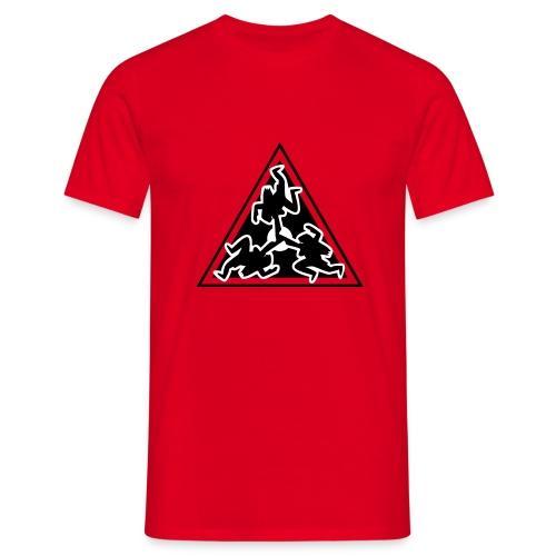 T-Shirt Nornentanz - Männer T-Shirt