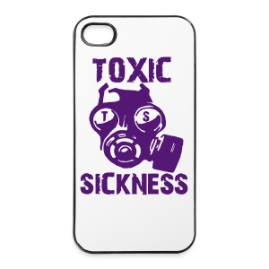 Men`s Toxic iPhone 4/4S Cover - iPhone 4/4s Hard Case