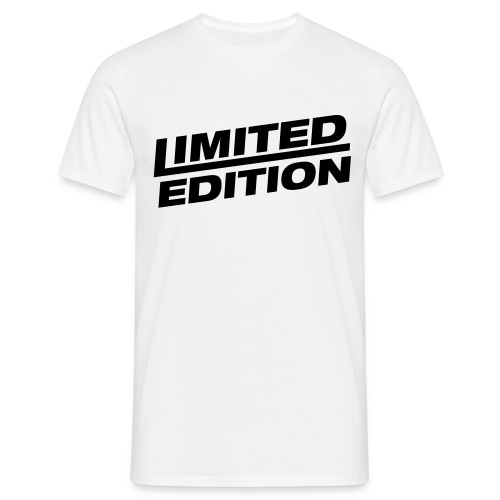 Camiseta Limited Edition - Camiseta hombre
