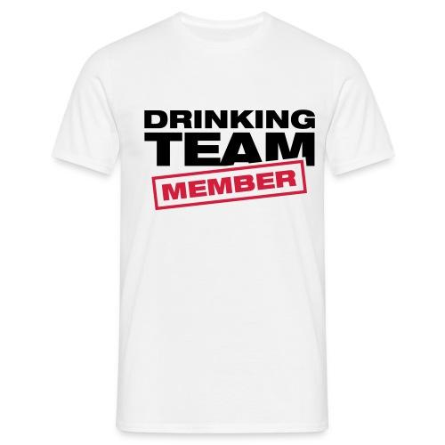 Camiseta Drinking - Camiseta hombre