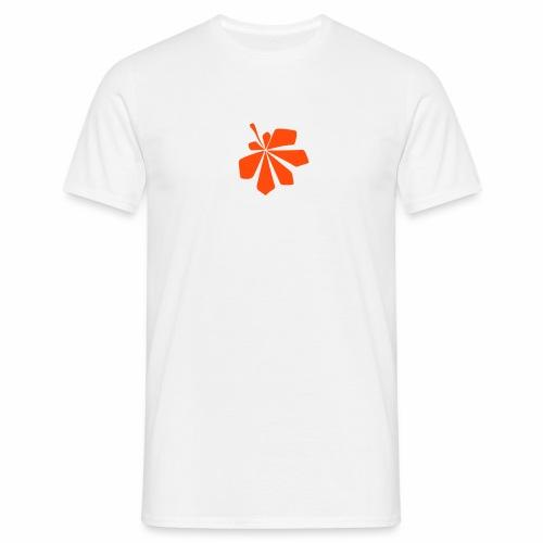 Herbstblatt - Männer T-Shirt