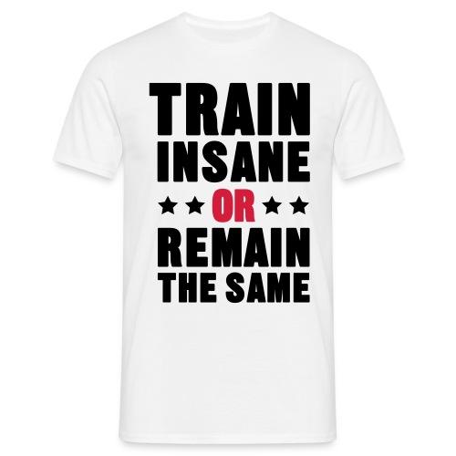 Camiseta Train - Camiseta hombre