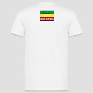 Tee shirt classique Homme Fier de nos racine 974 - Réunion - T-shirt Homme