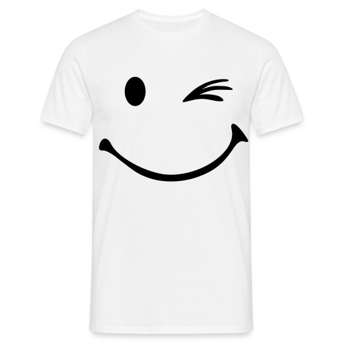 Wink wink - Men's T-Shirt