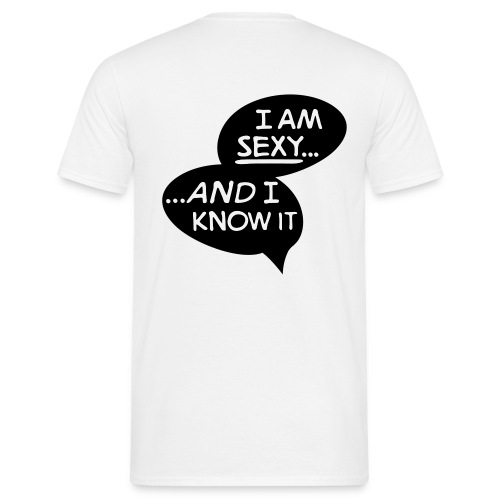 Sexy and i know it - Herre-T-shirt