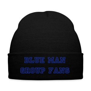 Blue Man Group Fans watch Cap - Winter Hat